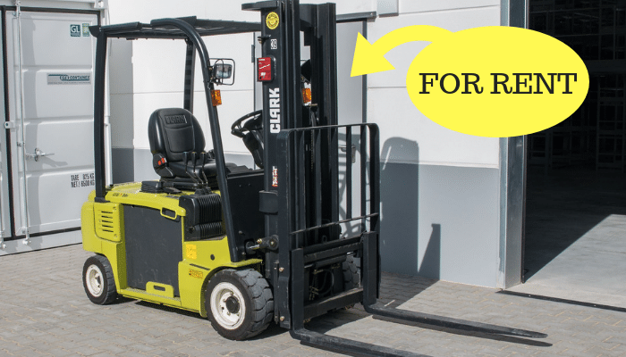 Forklift Rent